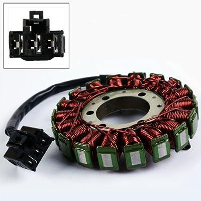 Tengchang Magneto Generator Alternator Engine Motor Stator Coil For HONDA CBR1000RR 2004 2005 2006 2007,31100-MEL-305,31120-MEL-D21