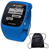 M400 Polar Best Deals - Polar 90057183KT- M400 GPS Training Companion With Bag without Heart Rate - Blue