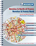 bookshop france  Road Atlas Benelux and N. France (Michelin Tourist & Motoring Atlases)   because we all love reading blogs about life in France