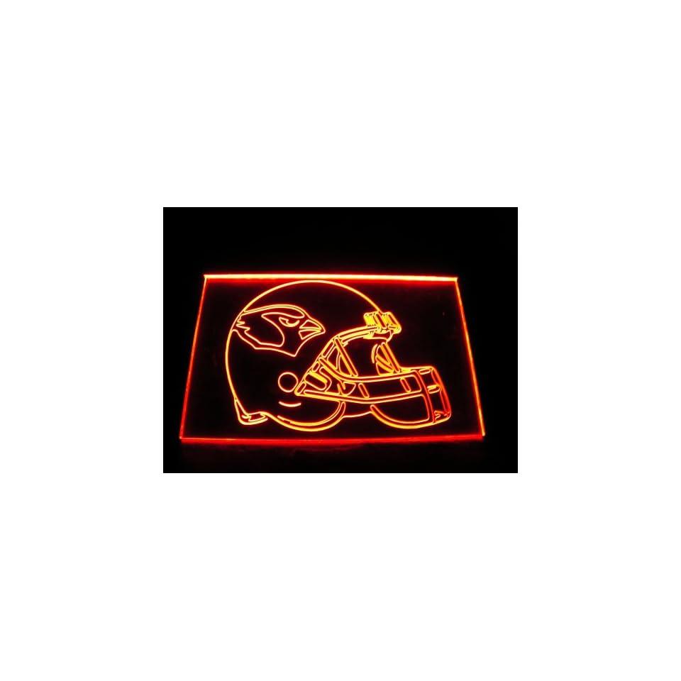 NFL  Arizona Cardinals Helmet Neon Light Sign Sports