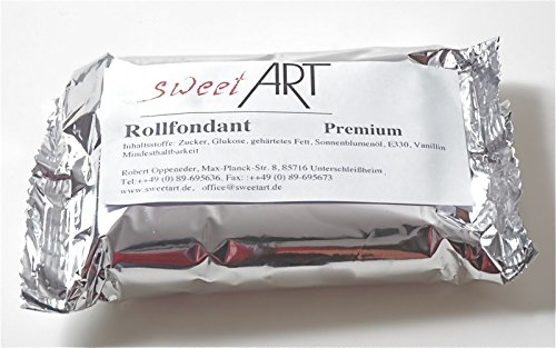 rollfondant 500 g premium super weiss. Black Bedroom Furniture Sets. Home Design Ideas