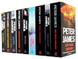 Peter James Collection 5 Books Set Pack RRP: £ 34.95 (Dead Tomorrow, Dead Man's Footsteps, Prophecy, Denial, Twilight) (Peter James Collection)