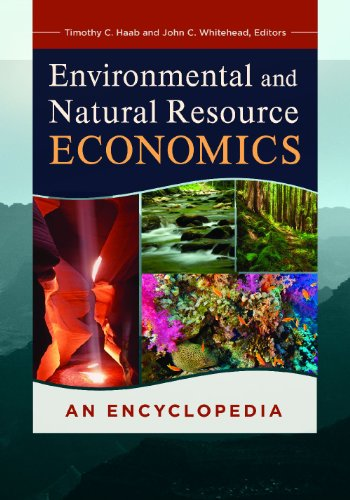 Environmental and Natural Resource Economics: An Encyclopedia