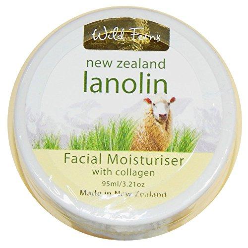 新西兰国宝Wild Ferns 改善肌肤的绵羊油面霜