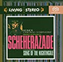Rimsky-Korsakov / Stravinsky / Cso / Reiner - Scheherazade / Song of the Nightingale (Hybr) [SACD]