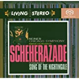 Scheherazade/Song Of The Nightingale [Sacd/CD Hybrid]by Chicago Symphony...