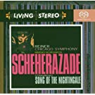 Living Stereo: Rimsky-Korsakov: Scheherazade / Stravinsky: Song of the Nightingale
