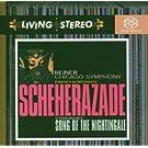 Rimski-Korsakov : Sch�h�razade - Stravinski : Le Chant du Rossignol