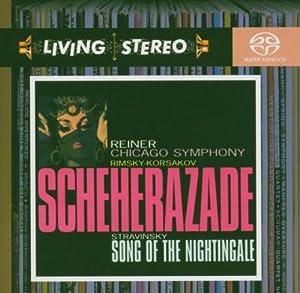 Rimski-Korsakov : Schéhérazade - Stravinski : Le Chant du Rossignol