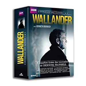 Coffret Wallander