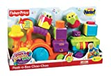 Fisher-Price Stacking Surprise Peek a Boo Choo Choo