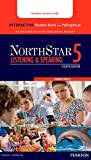 img - for NorthStar Listening Speaking 5 Interactive SB w/ MyEnglishLab (Northstar Listening and Speaking) book / textbook / text book