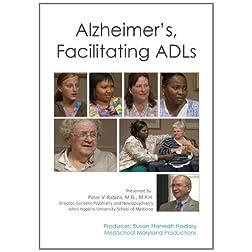 Alzheimer's, Facilitating ADLs