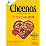 Cheerios Cereal, 18 Ounce (Pack of 2)