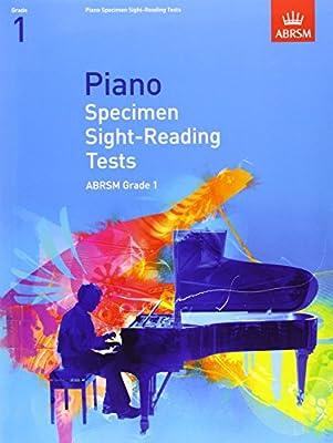 Piano Specimen Sight-Reading Tests, Grade 1 (ABRSM Sight-reading)