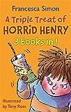 A Triple Treat of Horrid Henry: Mummy's Curse/Revenge/Bogey Babysitter:
