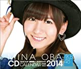 (卓上)AKB48 大場美奈 カレンダー 2014年