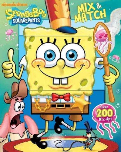 Spongebob Squarepants Mix & Match (Nickelodeon Spongebob Squarepants) Spongebob Squarepants Mix & M