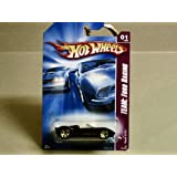2008 Hot Wheels Team Ford Racing Black Ford GTX1 W/ Gold 5SPs (1 Of 4) #141/196 1:64 Scale