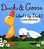 A Book of Opposites: Duck and Goose: What's Up Duck?