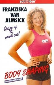 Franziska van Almsick - Bodystyling [Alemania] [VHS]