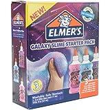 Elmer's Galaxy Glitter Glue Slime Starter 3-Pack