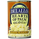 DeLallo Salad Cut Hearts of Palm, 14.1 -Ounce Unit (Pack of 6)