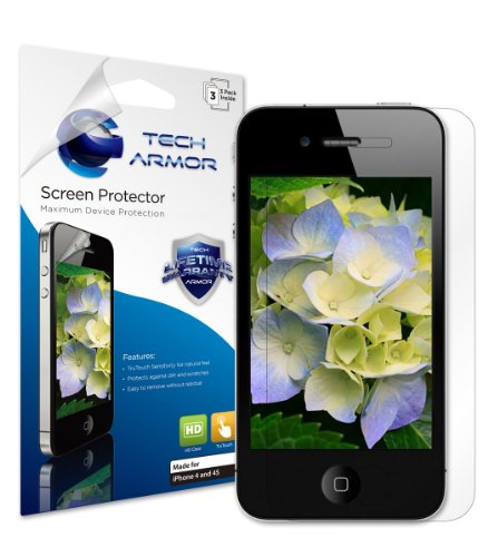 Tech Armor Protector Lifetime Replacement