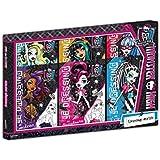 Coffret Dressing Monster High - 6 livres
