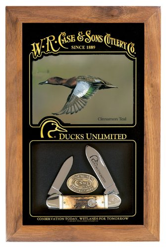 Case Ducks Unlimited 7139 Stag Canoe