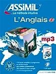 L'Anglais ; Livre + CD MP3