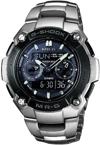 Casio G-Shock Tough Solar Radio Clock Multiband 6 MRG-7600D-1AJF Men's Watch Japan import