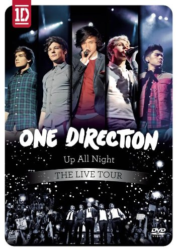 One Direction - Up All Night: The Live Tour (U.S. Version) (2012) [2012 г., Pop, DVD9]