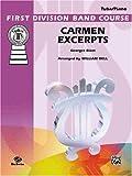 Carmen Excerpts (0757905633) by Bizet