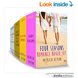 FOUR SEASONS (Romance Books Boxed Set Collection)