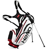 Sun Mountain Golf 2014 H2NO Staff Stand Bag White/Black/Red