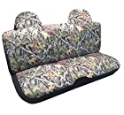 Camouflage Pickup Truck Bench Cover Camo Fits Chevy S10