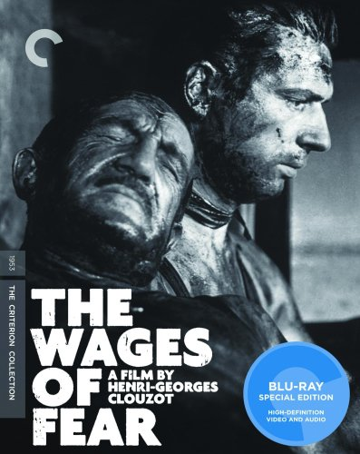 THE WAGES OF FEAR (BLU-RAY)