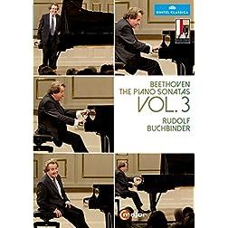 The Piano Sonatas, Vol. 3