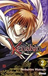 Kenshin le vagabond - Restauration, tome 2 par Nobuhiro