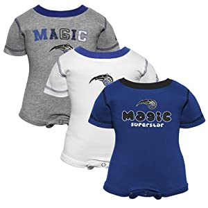 Orlando Magic 3pc Bodysuirt / Creeper / Onesie Set 24 Month