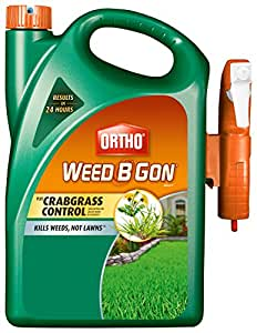Amazon Com Ortho Weed B Gon Max Weed Killer For Lawns