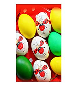 printtech Easter Eggs Bug Back Case Cover for Samsung Galaxy Note i9220::Samsung Galaxy Note 1 N7000