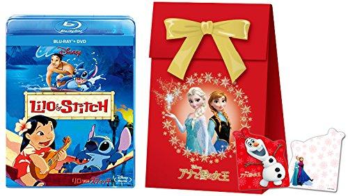 【早期購入特典あり】リロ&スティッチ ブルーレイ+DVDセット(「アナと雪の女王」オリジナル ギフトバッグ付) [Blu-ray]