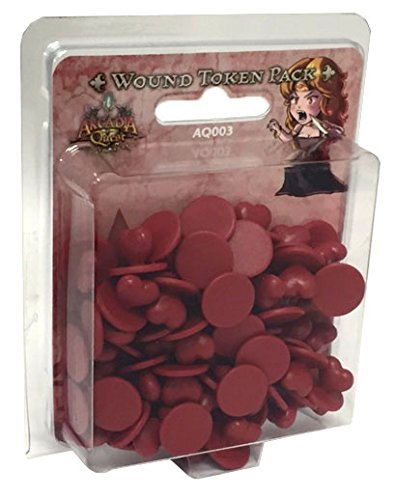 Arcadia Quest: Wound Token Pack