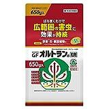 殺虫剤:GFオルトラン粒剤650g[アセフェート粒剤][アブラムシ・アオムシ・コナジラミなど]