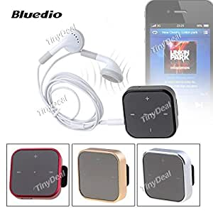Bluedio DF200 Wireless Bluetooth Headset Headphone with Microphone for Mobile Phones MHS-90905 - Black