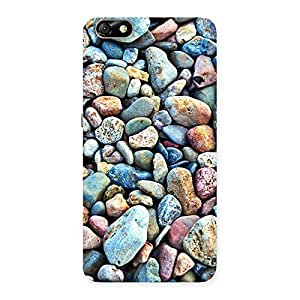 Delighted Water Pebbels Multicolor Back Case Cover for Honor 4X