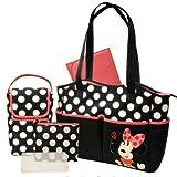 Disney - Minnie 5-in-1 Diaper Bag Set