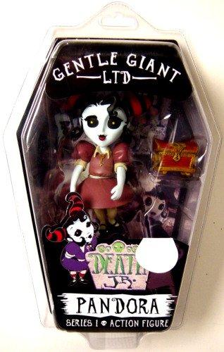 Death Jr. Figure Pandora - 1